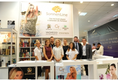 Cosmetics Beauty Hair Bucuresti 2014!