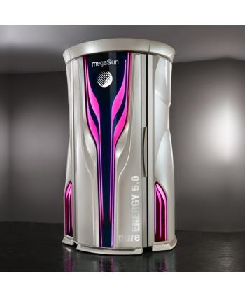 Aparat de bronzat Megasun Pure Energy 5.0
