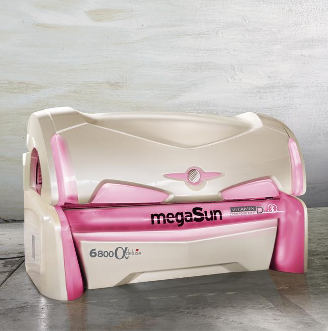 Megasun 6800 alpha deluxe