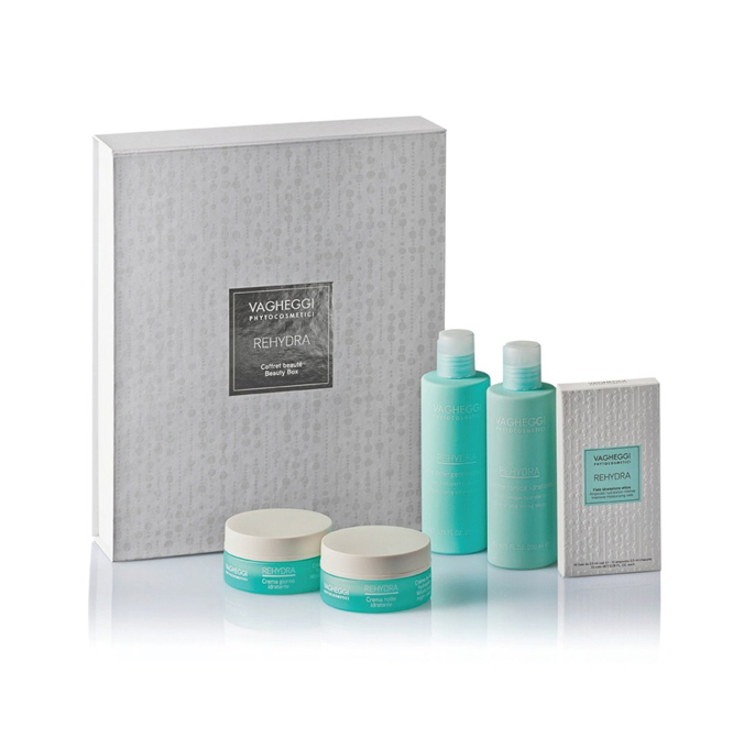 Kit profesional - Beauty Box Rehydra