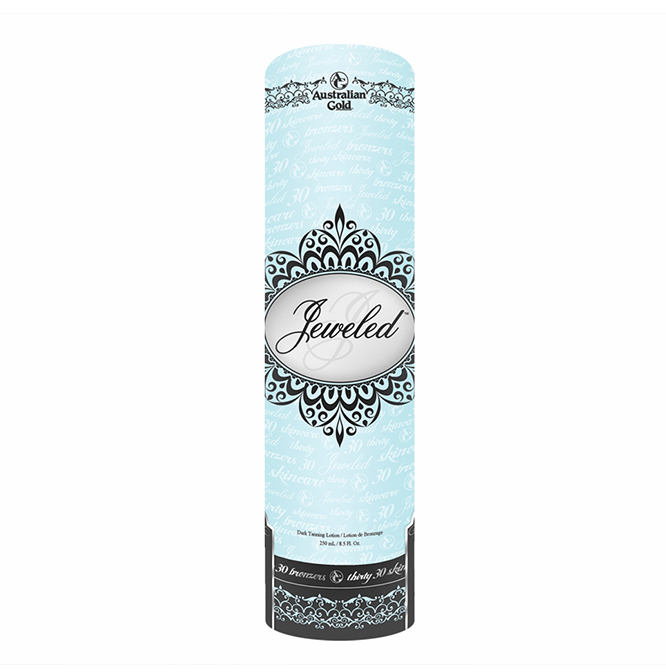 Jeweled® – lotiune de bronzat
